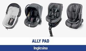 Ally Pad: il dispositivo anti-abbandono che accompagna il tuo bambino nella crescita
