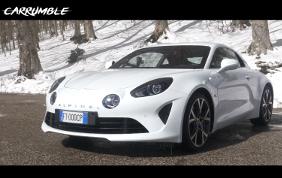 Alpine A110: sinonimo di leggerezza e agilità