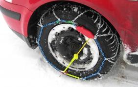 Catene da neve: come scegliere quelle giuste per la tua auto?