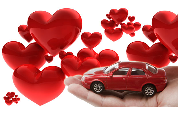 Per San Valentino regala un'auto alla tua donna