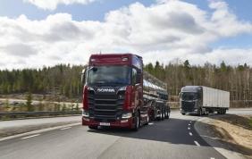 6 nuovi motori Euro 6 di Scania
