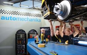 Tutte le novità di Automechanika Francoforte