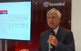 Intervista BREMBO - Automechanika 2018
