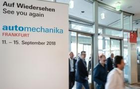 25 anni di Automechanika Francoforte