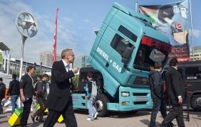 Il nuovo volto del truck ad Automechanika Francoforte