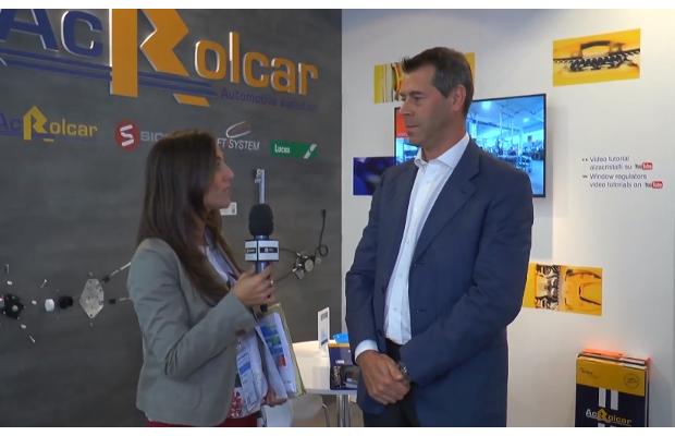 Intervista AC ROLCAR - Automechanika 2018