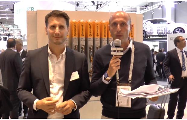 Intervista a Continental - Automechanika 2018