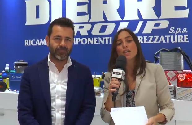 Intervista DIERRE - Automechanika 2018