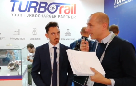 Intervista TURBORAIL - Automechanika 2018