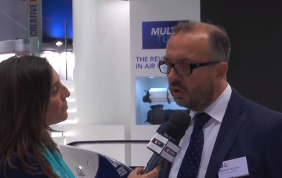 Intervista UFI FILTERS - Automechanika 2018