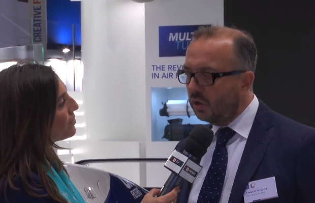 Intervista UFI FILTERS - Automechanika 2018