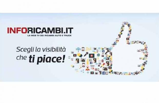 Inforicambi fa 'like it' ad Automechanika