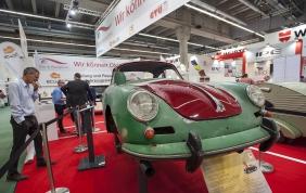 Il business delle auto d'epoca ad Automechanika Francoforte