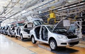 Produzione auto: + 10% a maggio