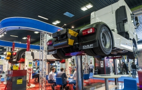 Autopromotec rinnova il focus di Industrial Vehicle Service