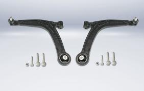 Autoricambi Meyle per Fiat 500: i nuovi bracci oscillanti