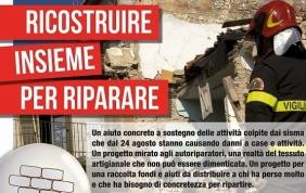 Terremoto Centro Italia, solidarietà agli autoriparatori