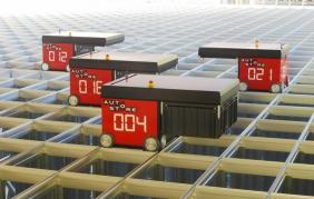 Malò dà il via al nuovo sistema di stoccaggio AutoStore