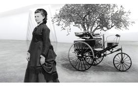 Bertha Benz ed Ernestina Prola: le prime donne al volante