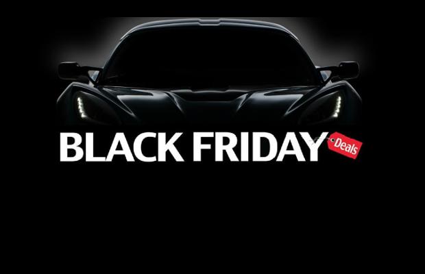 É Black Friday anche per gli accessori auto
