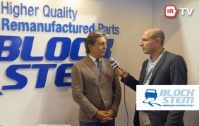 Intervista allo stand Block Stem