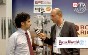 Press allo stand Botto Ricambi