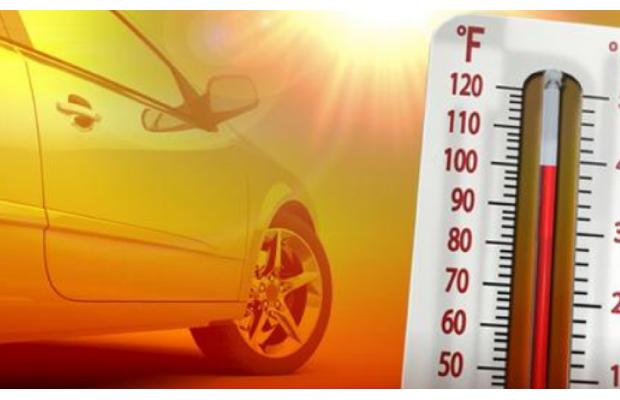 Se viaggi in auto proteggiti dal caldo così...