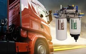 Parker Racor: la giusta filtrazione per veicoli industriali