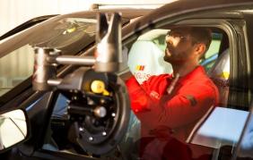 La qualità inzia dalla sicurezza in auto