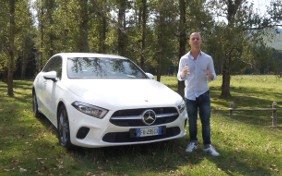 Mercedes Classe A w177 si rinnova nell'estetica e nei contenuti
