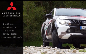 CARRUMBLE presenta: Mitsubishi L200 SPARTAN