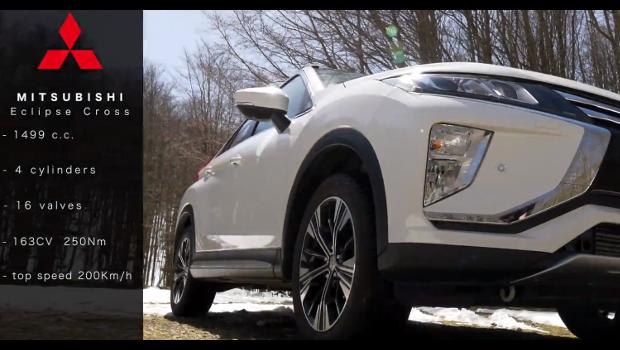 CARRUMBLE presenta: Mitsubishi Eclipse Cross