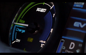 Mitsubishi Outlander PHEV e la sua tecnologia Plug-in Hybrid