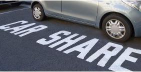 Scegli il car sharing e ti regaliamo 500 euro
