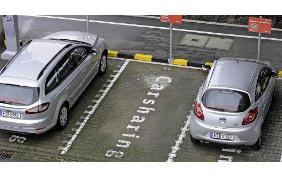 Car sharing: i dati confermano il boom
