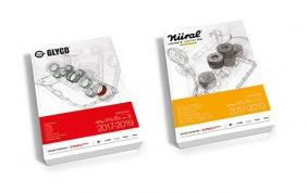 Componenti cilindro e cuscinetti motore: ecco 2 nuovi cataloghi