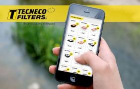 Ricambi Tecneco: il catalogo online è anche per smartphone