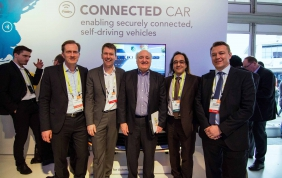 Illuminazione ed elettronica a servizio della guida autonoma