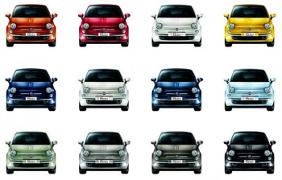 Quale sarà il colore della tua prossima auto?