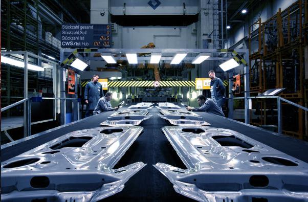 La componentistica automotive italiana regina dell'export