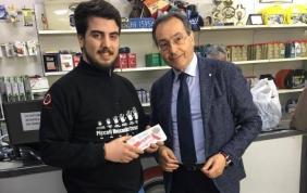 Mario Nocera: il miglior ricambista d'Italia