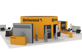 Continental ad Autopromotec con uno spazio hi-tech