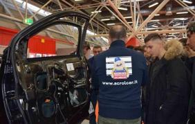Ac Rolcar fa scuola al Motor Show di Bologna