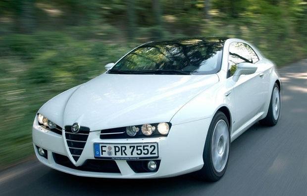 Le 10 coupé più amate dagli italiani
