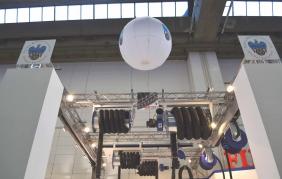 Nasce Darwin: l'arrotolatore automatico per gas di scarico