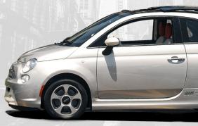 Fiat 500 Usa: il sistema di aria condizionata è di Denso
