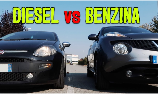 Chi vince tra diesel e benzina?