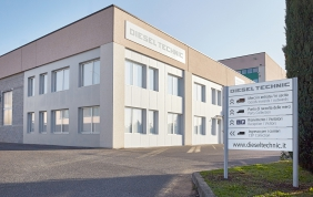 Diesel Technic Italia si presenta ad Autopromotec 2017