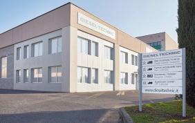 Diesel Technic sbarca in Italia