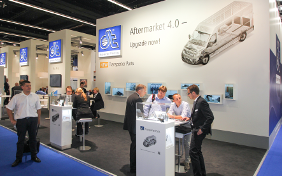 Diesel Technic ad Automechanika Francoforte